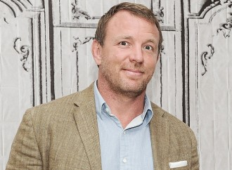 Guy Ritchie's wedding in a company of celebrities