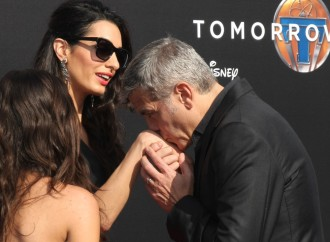 What is so special about George Clooney's wife, that she gained his heart