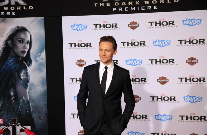 "Tom Hiddleston To Star in Ben Wheatley's Dystopian ""High-Rise"""