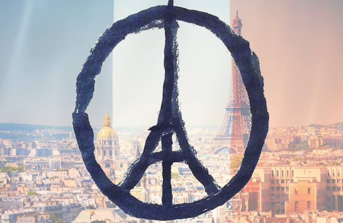 Celebrities' React to Tragedy in Paris