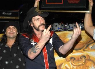 "Stairway to Heaven for Ian ""Lemmy"" Kilmister"