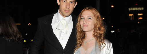 Mark Ronson's Wife Files for Divorce After 5 Years of Marriage