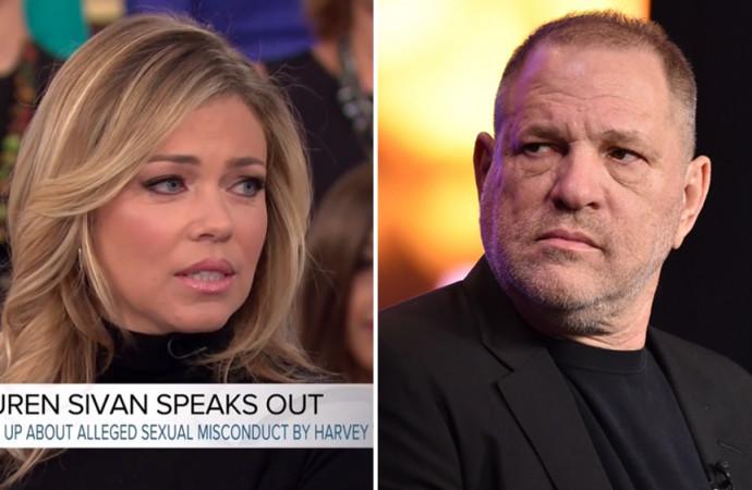 Harvey Weinstein Accuser Lauren Sivan: 'I Could Not Believe What I Was Witnessing'