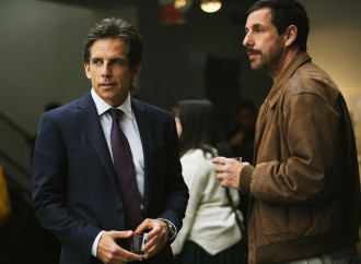 Adam Sandler, Oscar nominee? Director Noah Baumbach makes case for his 'Meyerowitz Stories' star