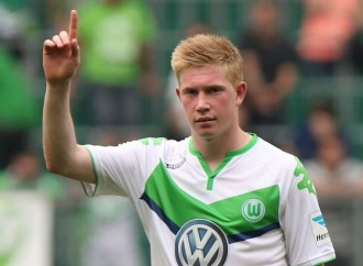 Manchester City confirmed signing Kevin De Bruyne from German Wolfsburg
