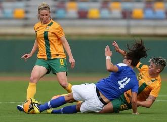The Australian Matildas boycott training practice
