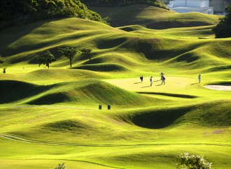 Top 5 Golf Courses in the World 2015