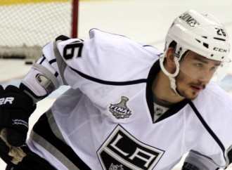 Slava Voynov Returns to Russia