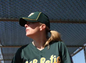 The A's to Hire a Woman Coach for the First Time Ever
