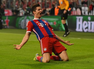 The Seventh Victory of Bayern: Lewandowski Scored A Brace