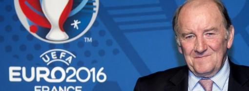 Lambert: EURO 2016 Stays in France