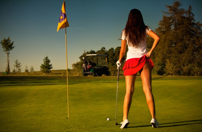 Do You Want to Improve Your Golf Skills? Practice yoga!