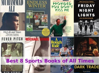What Real Sports Devotees Read: Best 8 Sports Books of All Times