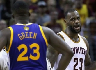 Report: Draymond Green called LeBron James a f—kboy