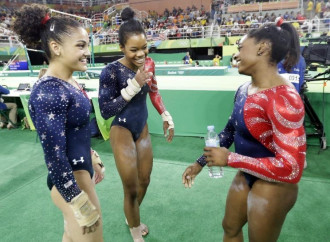 U.S. women's gymnastics qualification shows what's to come: Olympic domination