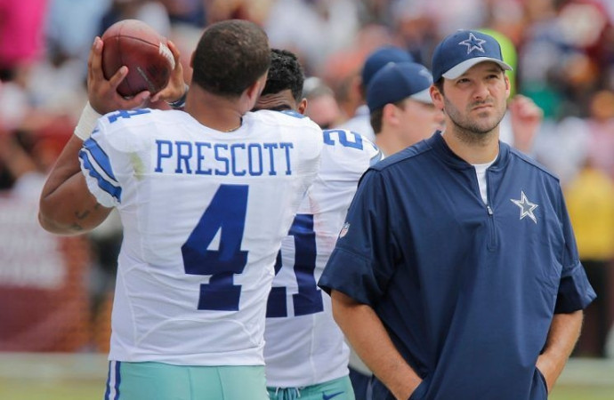 Jerry Jones makes his Dallas Cowboys QB decision, at least for this week
