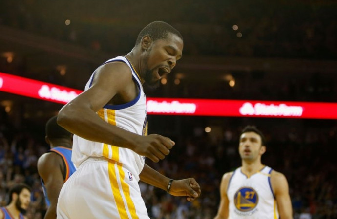 Kevin Durant: 'You're always going to have the ghost of your past'