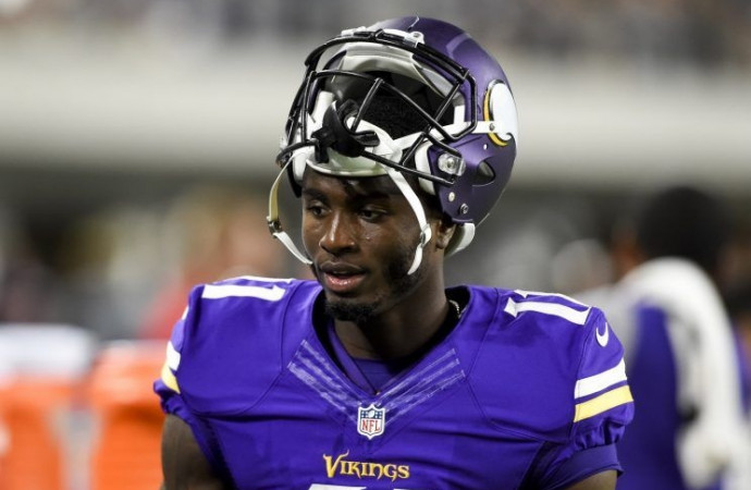 Vikings WR Laquon Treadwell in group of high-profile rookies in need of turnaround
