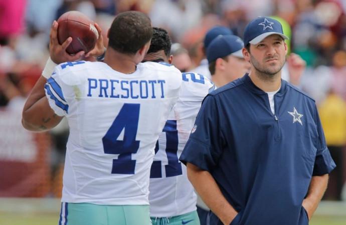 Report: Cowboys' Tony Romo prefers Denver as his next team