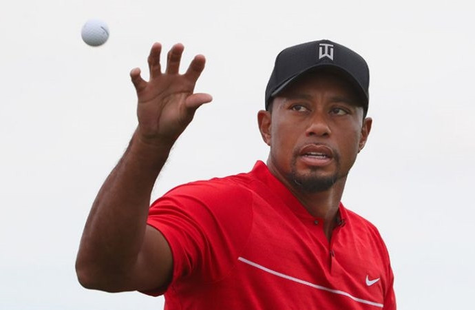 Tiger Woods Moves Up Nearly 250 Spots in World Ranking