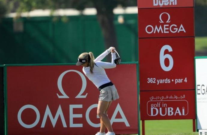 Ladies European Tour event suspended after on-course caddie death