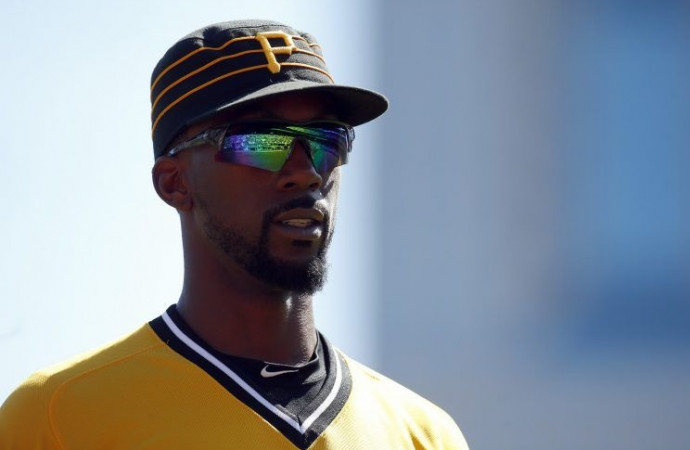 Andrew McCutchen appears at PirateFest, but future remains uncertain