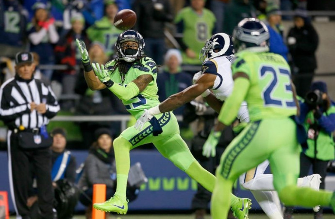 Richard Sherman on Seahawks throwing from the 1: 'I'd rather run the ball'