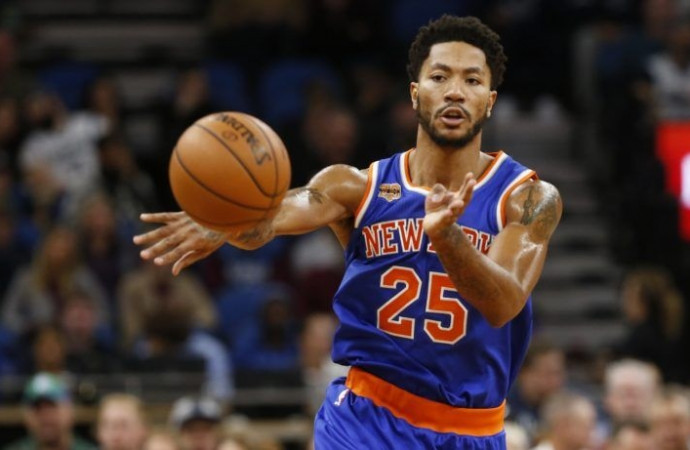 After absence fiasco, it's now on Derrick Rose to restore his standing