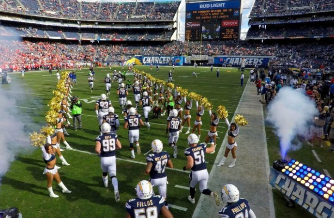 Chargers' L.A. move reflects their history: mistake-prone and misguided