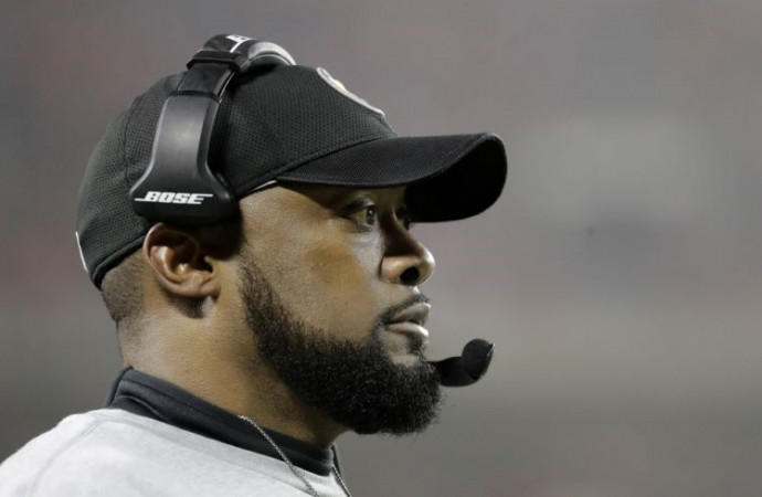 Mike Tomlin drops f-bomb, a-bomb in Antonio Brown's now-deleted video on Patriots