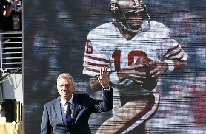 Joe Montana says neither he nor Tom Brady are the greatest of all time