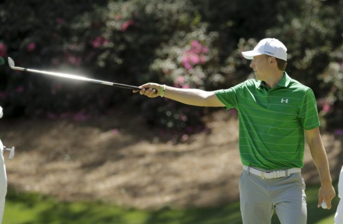 Can jokes help get Jordan Spieth over his infamous Masters meltdown?