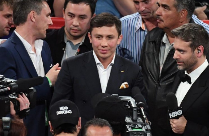 Finally, boxing delivers and we get Alvarez-Golovkin … let's just hope it's not too late
