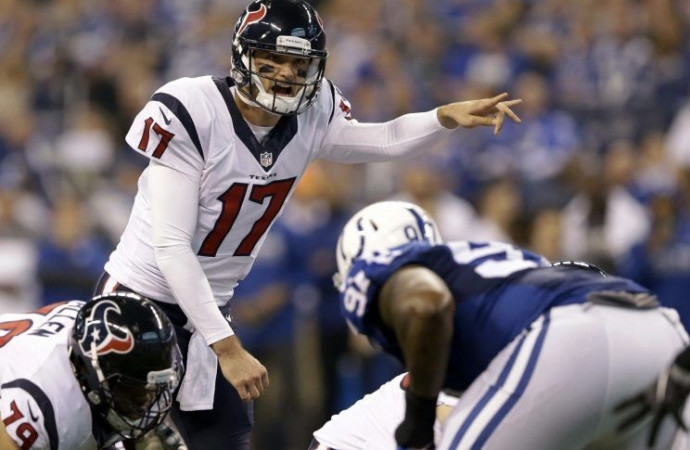 Brock Osweiler is still with the Cleveland Browns, in case you forgot