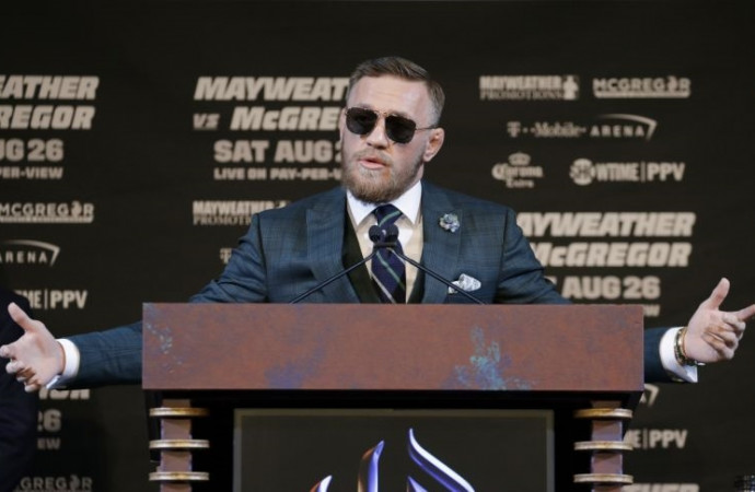The 10 most defining moments of Conor McGregor's career