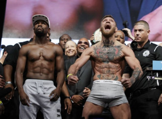 This is how Floyd Mayweather vs. Conor McGregor should play out