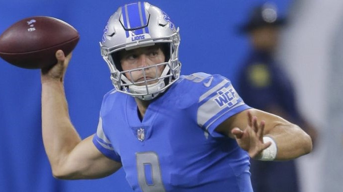 Matthew Stafford throws the most expensive pick-six in NFL history