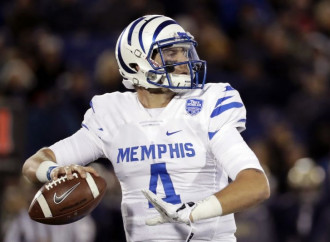 Blue collar to blue chip: How Memphis QB Riley Ferguson went from washing fences to NFL prospect