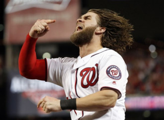 NLDS Game 2: Bryce Harper and Ryan Zimmerman beat the Cubs and saved Washington's season