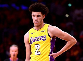 Lonzo Ball not backing down from task of revitalizing Lakers: 'I'll be ready'