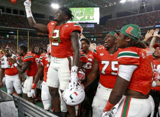 With swagger, talent and yes, the Turnover Chain, it's undeniable: 'The U is back'