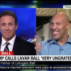 President Trump will hate LaVar Ball's CNN appearance, but he should respect it