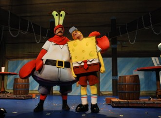 SpongeBob SquarePants in Chicago theaters