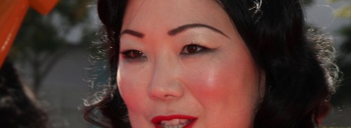 It is difficult to reveal a horrible truth for Margaret Cho, but she finds support in her audience