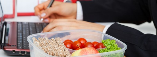 Eating at Work: How to Enrich You Lunch