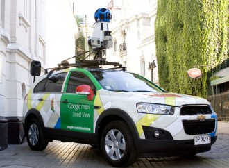 Explore the world with Google Street View app