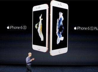 New iPhone 6S: old looks, new hardware