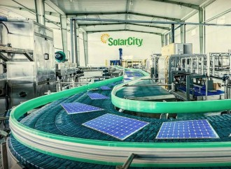 Elon Musk' SolarCity Builds World's Most Efficient Solar Panel
