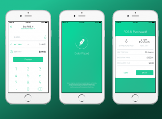"Robinhood App Featured on Google and Apple ""Best of 2015"" Lists"