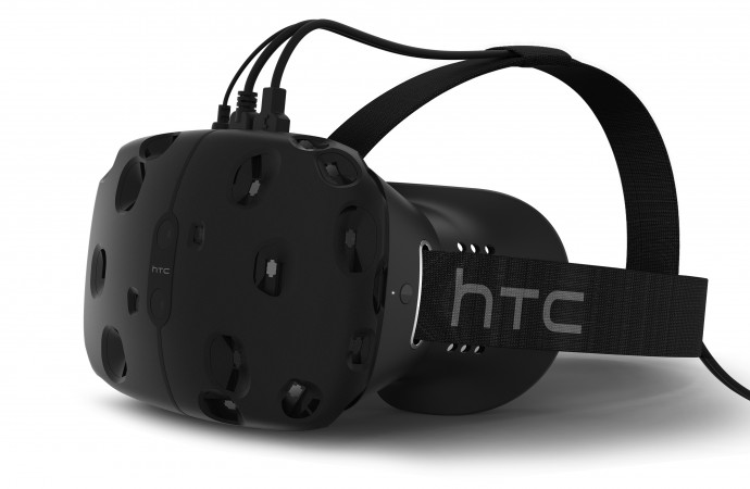 HTC Vive VR Headset Is What You Need to Watch First VR Movies
